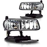 99-02 CHEVY SILVERADO 1500 & 2500 OEM FOG LIGHT - CLEAR