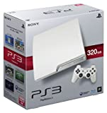 SONY PlayStation 3 HDD 320GB Console - Classic White (Japan Model)