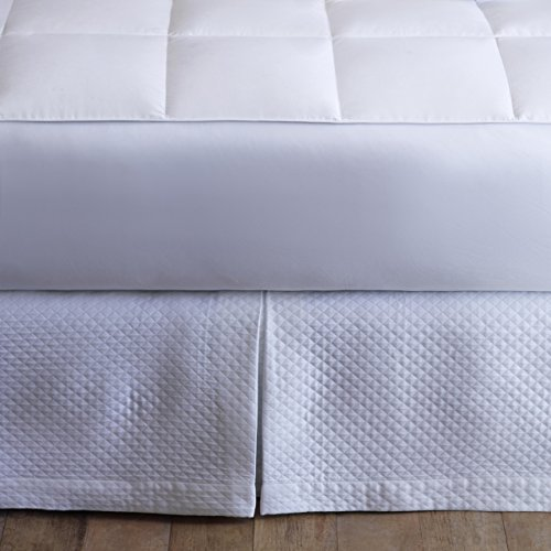 SFERRA Monmouth King Mattress Pad 78x80+20 (White)