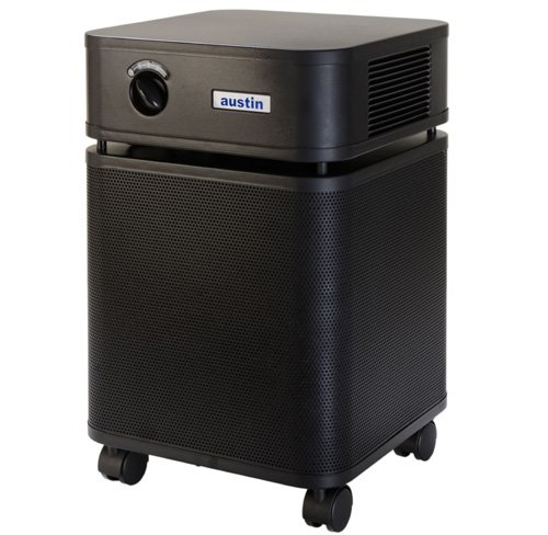 Austin Air HealthMate Plus Air Purifier (HM450), Color Black