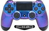 Enigma Ps4 PRO Rapid Fire Custom Modded Controller 40 Mods for All Major Shooter Games, Auto Aim, Quick Scope, Auto Run, Sniper Breath, Jump Shot, Active Reload & More with CUSTOM LIGHTBAR For Sale