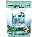 Natural Balance L.I.D. Limited Ingredient Diets Sweet Potato & Chicken Formula Dry Dog Food, 4.5-Pound