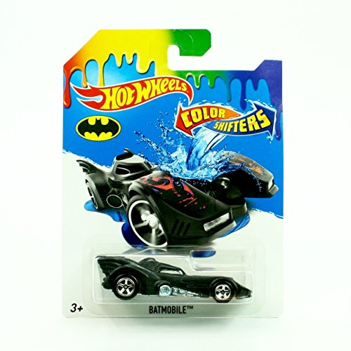 Hot Wheels, 2016 Color Shifters, Batman Batmobile (Color Changing Cars Hotwheels compare prices)
