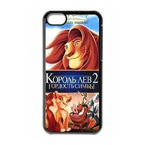 Lion King 1 12 iPhone 5c Cell Phone Case Black Tflpu