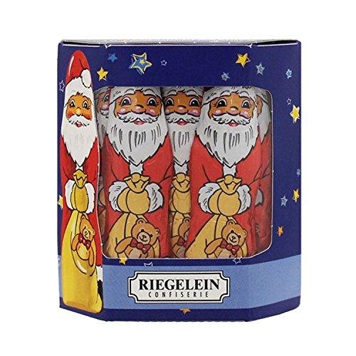 Riegelein Chocolate Santa 125g