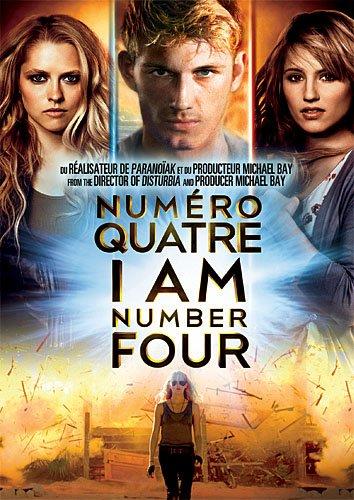 i am number 4 dvd - 3