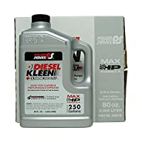 Power Service Diesel Kleen + Cetane Boost - 6/80oz. Bottles from Power Service