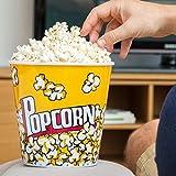 Cubitera Para Hacer Palomitas Popcorn Fiestas Cine en Casa Infantiles