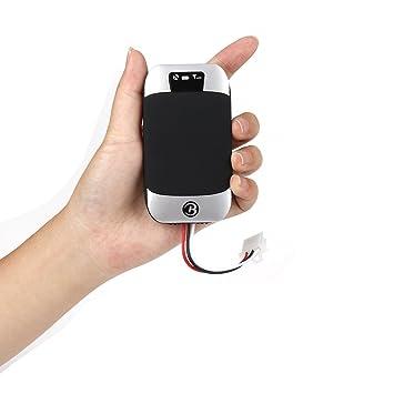 GPS Tracker - Dispositivo de seguimiento Mini GSM GPRS GPS ...