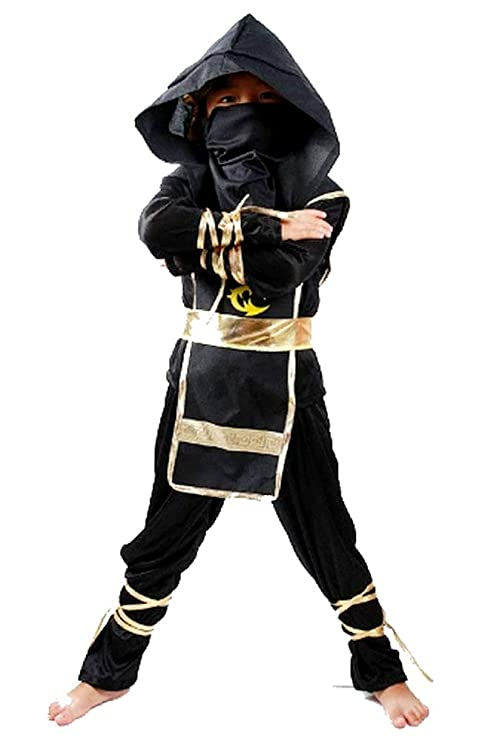 Disfraz de ninja - niño - 4-6 años - vestido - carnaval ...