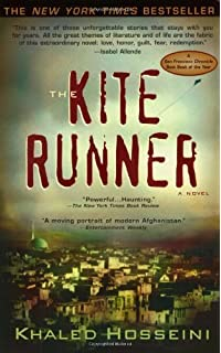 amazon com the kite runner sparknotes literature guide  the kite runner by khaled hosseini 2004 paperback