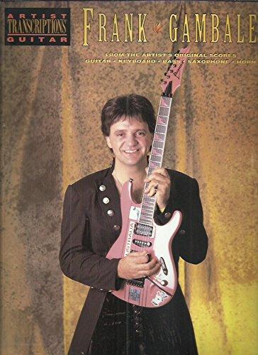 Frank Gambale Guitar Transcriptions ()