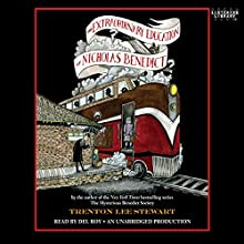 The Extraordinary Education of Nicholas Benedict Audiobook by Trenton Lee Stewart Narrated by Del Roy