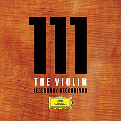 111 The Violin - Legendary Recordings [42 CD][Limited Edition] (Alexander Pires)