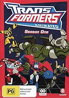 Transformers Animated - Season 1 DVD