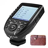 Godox Xpro-C 2.4G Wireless Flash Trigger Transmitter for Canon with E-TTL II HSS 1/8000s TMC Big LCD Screen 5 Dedicated Group Buttons 11 Customizable Functions