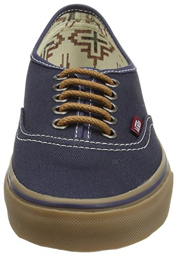 Vans Blue T amp;g Ombre Authentic Gum IFHIq0Urw