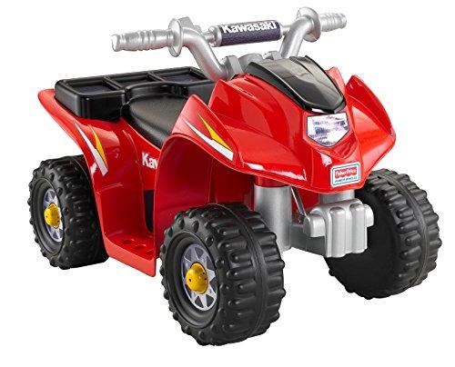 51tb gya8bL - Power Wheels Kawasaki Lil' Quad