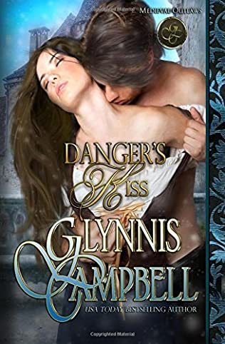 book cover of Danger\'s Kiss