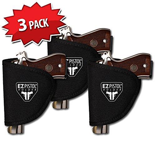 EZ Pistol Holder - 3 Pack
