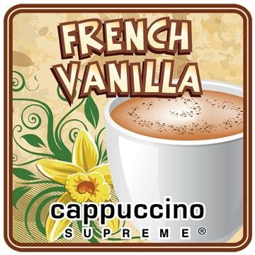 French Vanilla Instant Cappuccino Mix