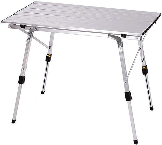 DX Mesa Plegable Mesa Promocional portátil de aleación de Aluminio ...
