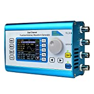 FY2300 12MHz Arbitrary Waveform Dual Channel High Frequency Signal Generator 200MSa/s 100MHz Frequency Meter DDS