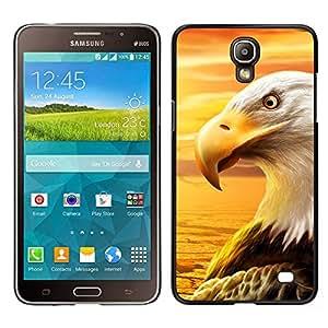 Cubierta protectora del caso de Shell Plástico || Samsung Galaxy Mega 2 || ?guila Royal Flying desierto P¨¢jaro Magn¨ªfico @XPTECH