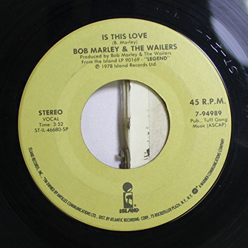 Bob Marley - Is This Love - Zortam Music