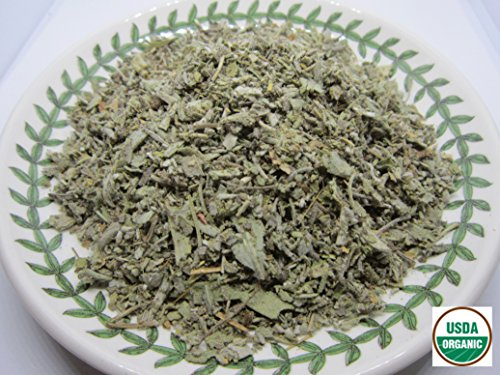 (Organic Sage Tea - Salvia officinalis Loose Leaf by Nature Tea (4 oz))