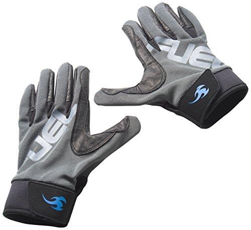 Fuel Pureformance Premium Cross Training Gloves, Medium (Full Finger Weightlifting Gloves)
