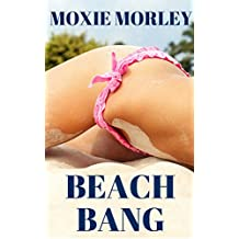 Beach Bang: Group Sex with the Ripped Beach Volleyball Team (A Week Menaging on the Beach Book 1)