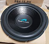 Power Acoustik FBX-15RK 15 Inch FBX Series Replacement Voice Coil and Recone Kit