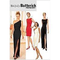 Butterick 4343/6 - Patrón de Costura para Confeccionar