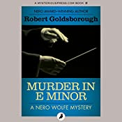 Murder in E Minor | Robert Goldsborough
