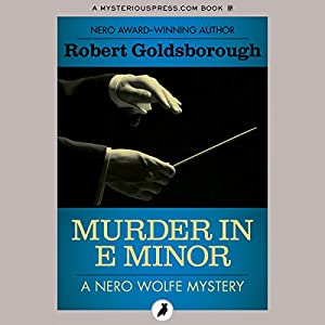 Murder in E Minor Hörbuch