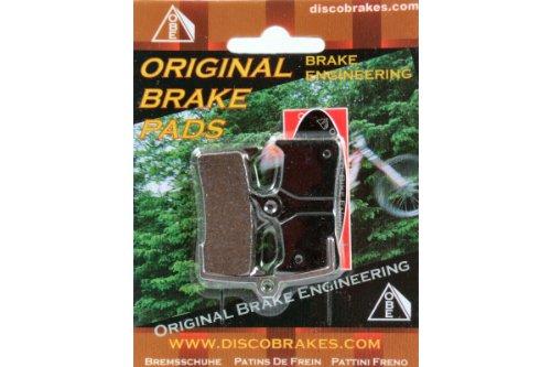 M755 Disc Brake Pads - 1 Pair Shimano XT XTR pre-2002 BRM-755 CERAMIC Pro Disc Brake Pads OBE MTB XC DH