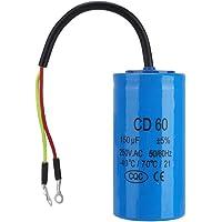 CD60 250V Capacitor de Arranque,150uF Condensador de Arranque