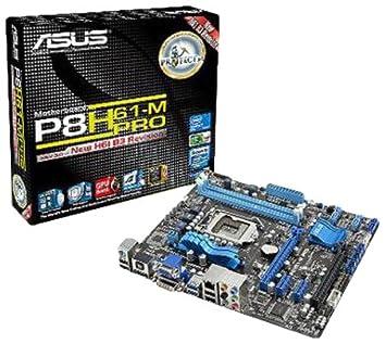 ASUS P8H61-M Pro R3.0 - Placa Base (Dual, 1066, 1333 MHz ...