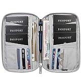 VanFn Passport Wallets, Travel Wallet, RFID Family