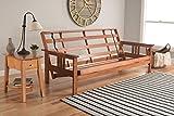 Kodiak Furniture Monterey Futon Frame, No Drawers, Barbados