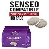 Comprar Senseo compatible pods Italian Coffee (Classic, 180 Pads) en Amazon