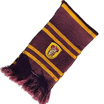 d92ed9ca450 R.M.C Echarpe Gryffondor - Harry Potter  Amazon.fr  Jeux et Jouets