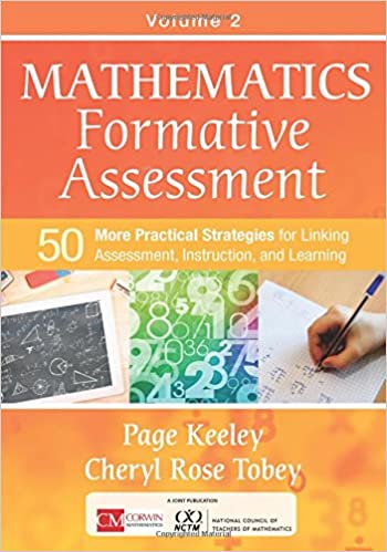 Mathematics Formative Assessment Volume   More Practical
