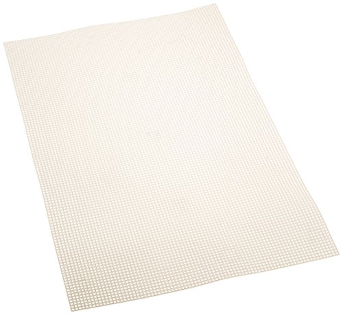 Darice 33029 1 Plastic Canvas 12x18 Clear