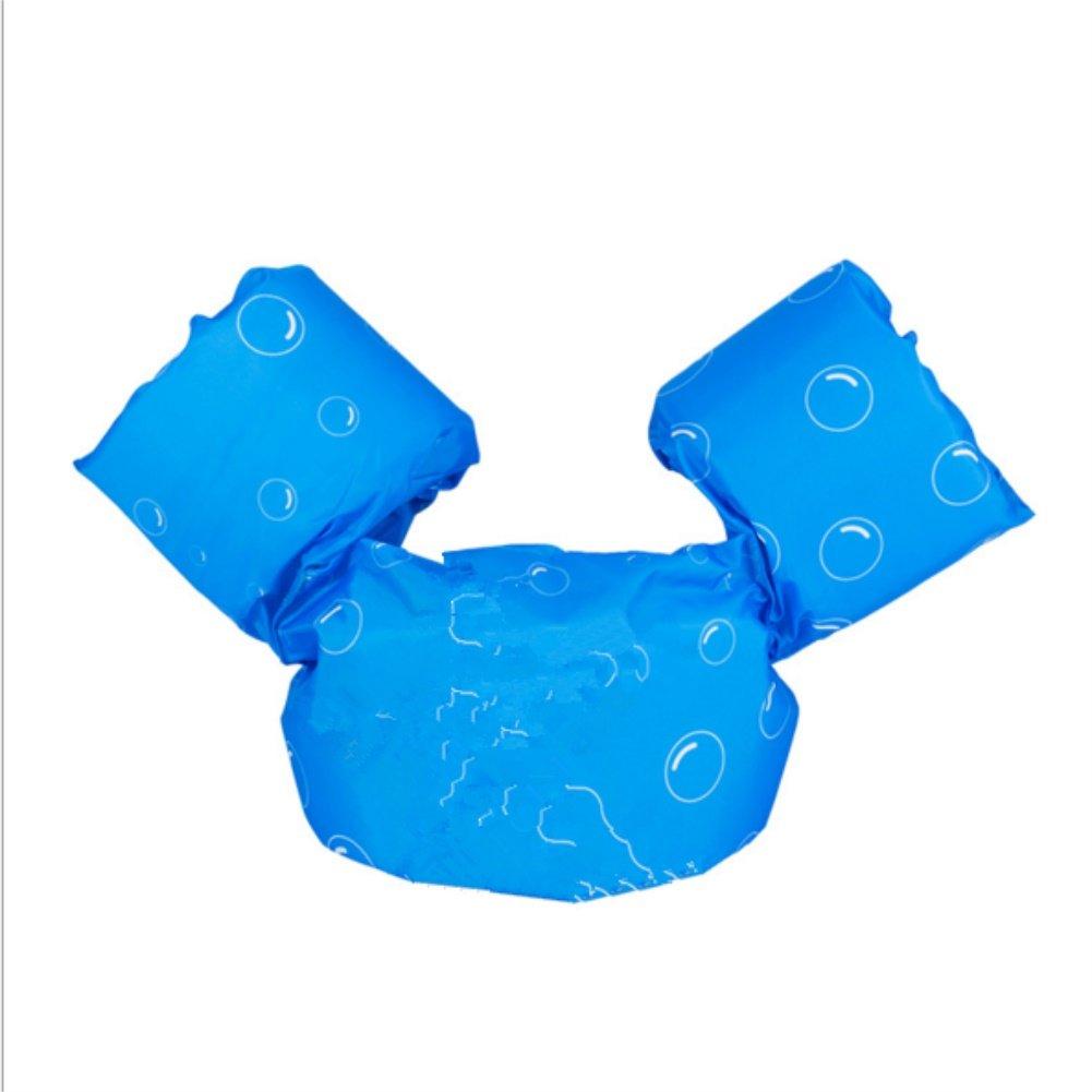 【限定品】 子供水泳ベスト浮力アームリングライフジャケットSwimsuits ブルー Arm Swimリング Swimリング ブルー B073LTWGXM B073LTWGXM, 暮らしの肌着:b1fc681d --- a0267596.xsph.ru