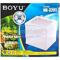 BOYU Fish Hatchery Aquarium Breeding Hospital Soft Net 3201