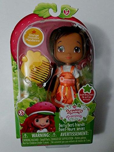 Strawberry Shortcake Fraisinette Orange Blossom Mandarine Berry Best Friends - Orange Blossom Strawberry Shortcake