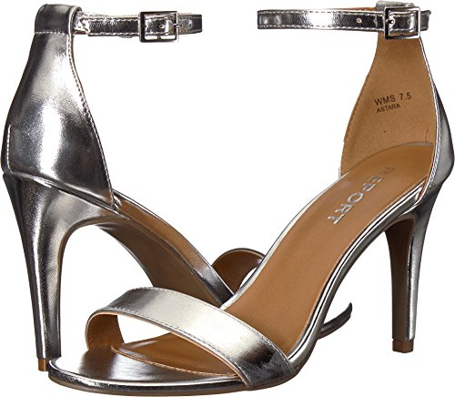 Report Women's Astara Silver 7.5 M US ()