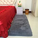 Mrs.W Soft Girls Room Rug Baby Nursery Decor Kids Room Carpet 2.6 Feet by 5.2 Feet